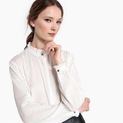 5d706642951b Chemise blanche coton femme