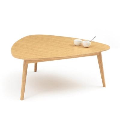 Lage tafel in eik BIFACE Lage tafel in eik BIFACE LA REDOUTE INTERIEURS