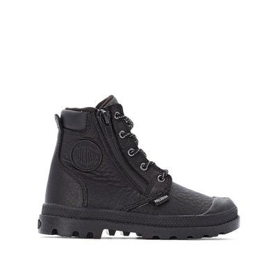 gamme exceptionnelle de styles aperçu de personnalisé Chaussures garçon PALLADIUM   La Redoute