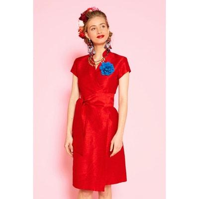 Robe Rouge Soiree La Redoute