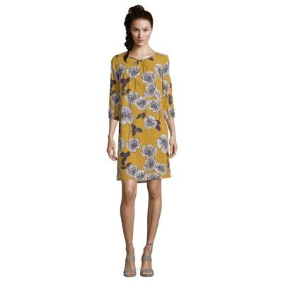 6fe3bd8a8b5 Robe détente à imprimé à fleurs BETTY BARCLAY