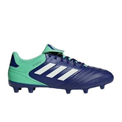designer fashion 3d725 a8e16 Chaussures football Chaussure de Football adidas Copa 18.3 FG BleuVert adidas  Performance