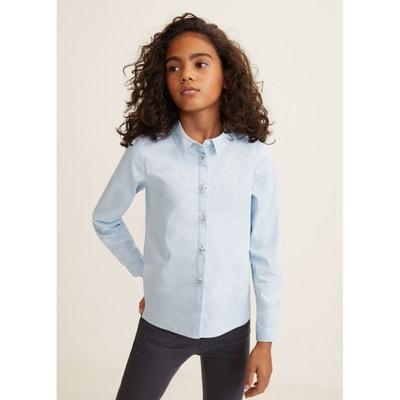 Blouse, chemisier fille - Vêtements enfant 3-16 ans Mango kids   La ... c14bf238023