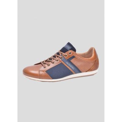 Chaussures redskins marron   La Redoute