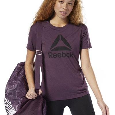 T shirt femme REEBOK | La Redoute