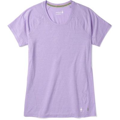 Merino 150 Baselayer Pattern - Sous-vêtement Femme - violet SMARTWOOL 4b4d0bf4f55