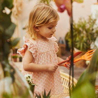 Ensemble 2 pièces robe + bloomer 0 mois-3 ans Ensemble 2 pièces robe +. La  Belle Affaire. LA REDOUTE COLLECTIONS f9c4c7f2079