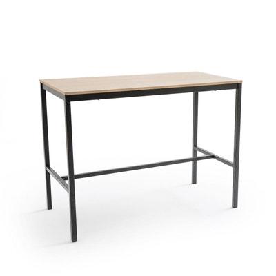 La Redoute Table Haute.Table Haute Rectangulaire La Redoute