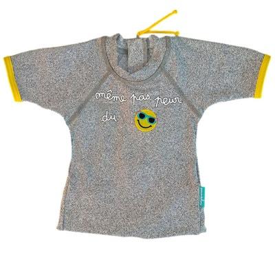 b5fb41189c Griset Tshirt top maillot anti UV manches courtes Griset Griset Tshirt top maillot  anti UV manches
