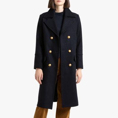 Manteau officier femme 2017