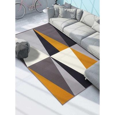 tapis salon colore la redoute. Black Bedroom Furniture Sets. Home Design Ideas