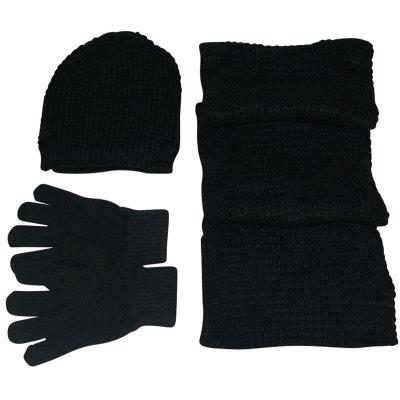 Bonnet écharpe gants s Bonnet écharpe gants s CHAPEAU-TENDANCE 5d914ac6b54