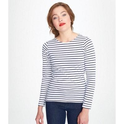 99e5daff62694 T-shirt rayé MARINE T-shirt rayé MARINE SOLS