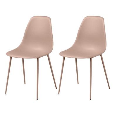 Chaise plastique   La Redoute