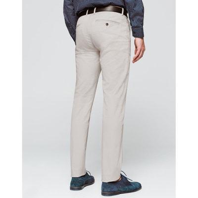 slim poches BRICE Pantalon 5 coton TBxcEq