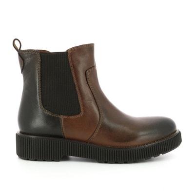 Boots cuir Mocan Boots cuir Mocan HUSH PUPPIES