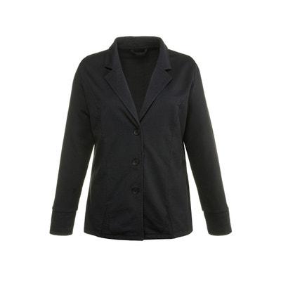 06387c0d17 Veste blazer coton coupe droite, décontractée ULLA POPKEN