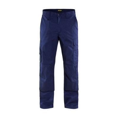 3bb1917122 Pantalon de travail cargo poches genouillères Pantalon de travail cargo  poches genouillères BLAKLADER