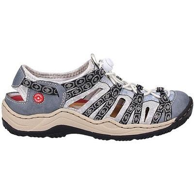 85b2384e5d8 Chaussures de randonnées Imitation cuir Chaussures de randonnées Imitation  cuir RIEKER