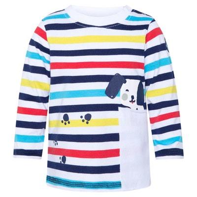 c7a092d55980f Tee-shirt en jersey manches longues Tee-shirt en jersey manches longues TUC  TUC