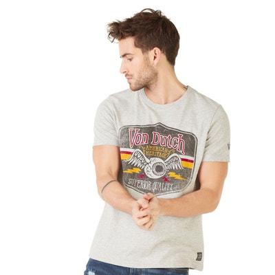 4fe013108de28 Tee shirt von dutch | La Redoute