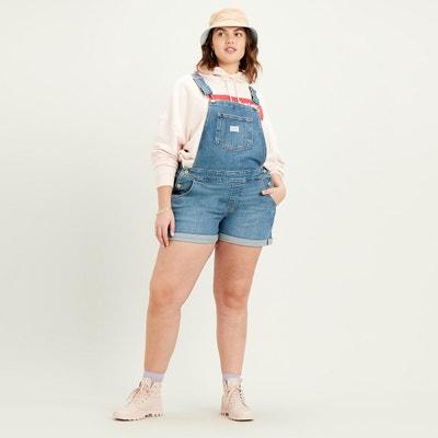 Korte salopette in jeans Korte salopette in jeans LEVI'S