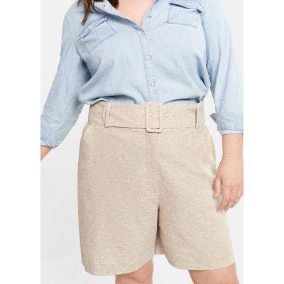 f9420719c204df Short femme bermuda femme grande taille - Castaluna | La Redoute
