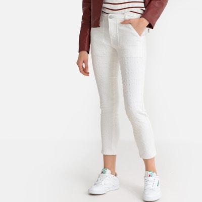 865b1917466 Dotted Regular Straight Leg Jeans, Length 26.5