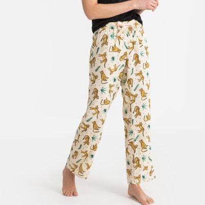 6798cdb3f33b Leopard Print Pyjama Bottoms Leopard Print Pyjama Bottoms LA REDOUTE  COLLECTIONS