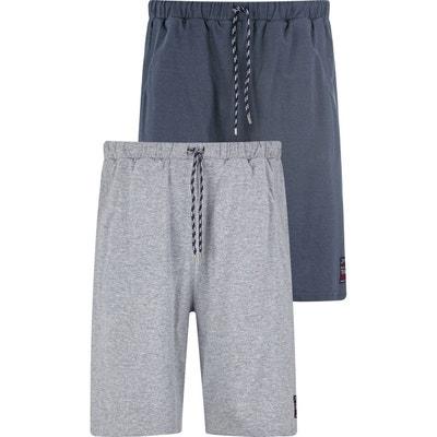 e391c7c05d4aa Lot de 2 shorts de pyjama SNOFRED Lot de 2 shorts de pyjama SNOFRED JAN  VANDERSTORM