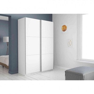 Armoire 150 cm portes coulissantes | La Redoute