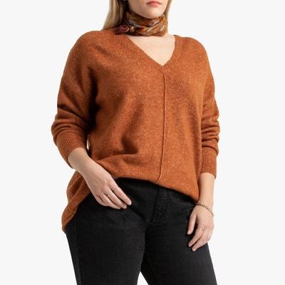 meilleure sélection c52b0 749ce Pull et sweat Femme Grande Taille - Castaluna | La Redoute