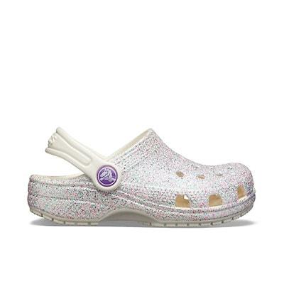 crocs blanche