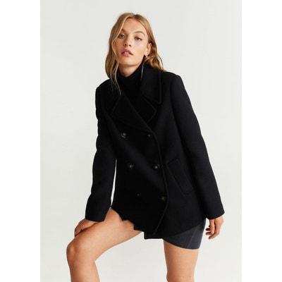 revendeur d6a8b 60e36 Manteau femme MANGO | La Redoute