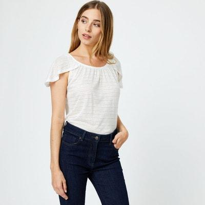 7fa4369f854c1 Tee shirt manche courte femme MONOPRIX | La Redoute