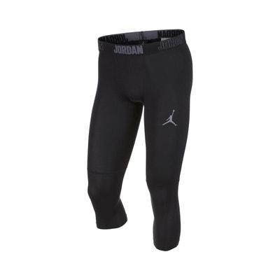 cb99ad7c81e Collant 3 4 Nike Jordan 23 Alpha Noir Collant 3 4 Nike Jordan 23