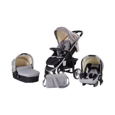 69ebd7322b79 babycab La poussette 3 en 1 Elodie avec sac à langer bébé BABYCAB