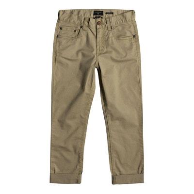 8f6e670ce848a Pantalon coupe droite Midnight Ankle Pantalon coupe droite Midnight Ankle  QUIKSILVER