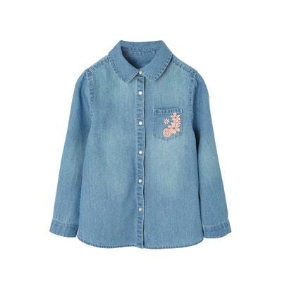 c00263237f9947 Jean et chemise en jean | La Redoute