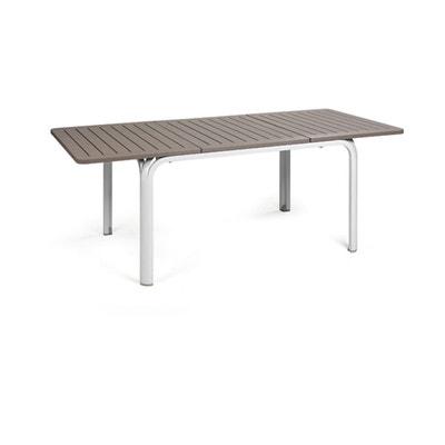 Table de jardin blanche design | La Redoute