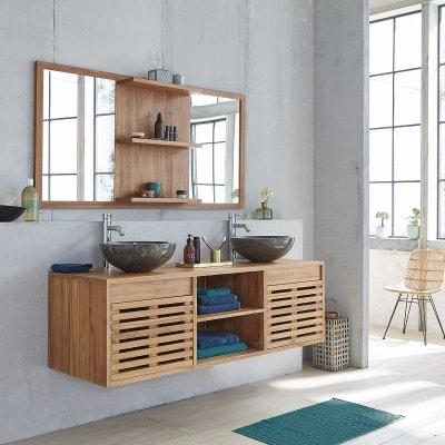 Salle de bain zen bois | La Redoute