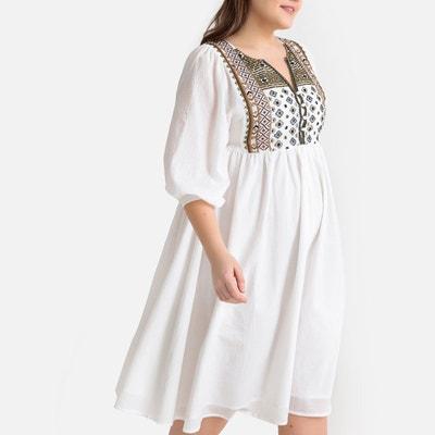 3766fbb61b39 Robe patineuse blanche