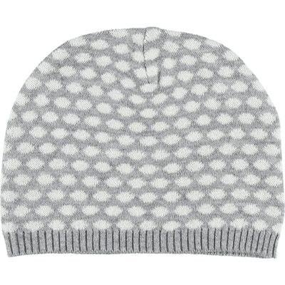 Bonnet coton fille en solde   La Redoute 7858849770f
