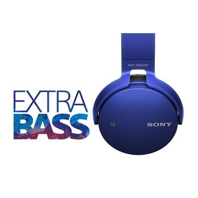 Casque audio MDRXB650BT BLEU Casque audio MDRXB650BT BLEU SONY e11abe6a7db
