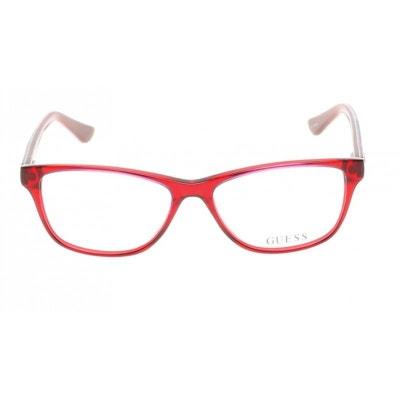 Lunettes de vue pour femme GUESS Rouge GU 2513 066 53 15 Lunettes de vue 1cf4548a38c7