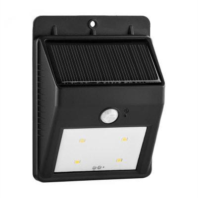 Eclairage extérieur solaire avec detecteur de mouvement | La ...