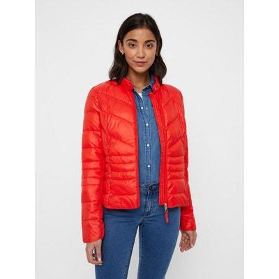 062c4a37596b Manteau rouge femme