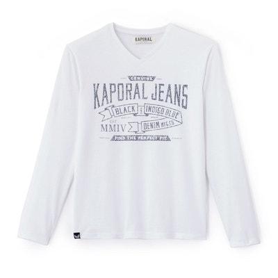939e079614894 Tee shirt manche longue garçon - Vêtements enfant 3-16 ans Kaporal ...