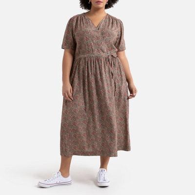 Robe Ete Longue Grande Taille Authentic 7251f 905ba