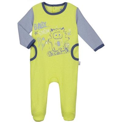Pyjama bébé molleton Babysnow Pyjama bébé molleton Babysnow PETIT BEGUIN dbcd7b81df2